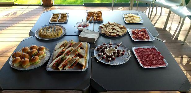 El Fogón de la Greta presta servicio en la subcategoría de Catering en Barcelona