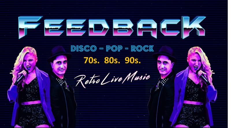 Feedback ::Disco Pop Rock :::