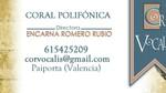 Empresa de Música clásica, Ópera y Coros en Valencia Cor Vocalis