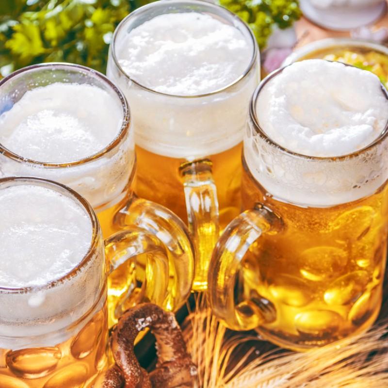 Fiesta de la cerveza Oktoberfest Vipparty