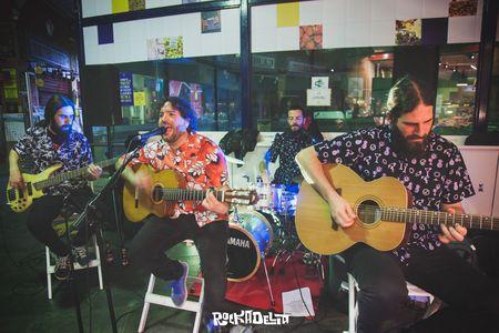 Rockadelia- Grupo de Rock presta servicio en la subcategoría de Grupos de Rock y Pop en Sevilla