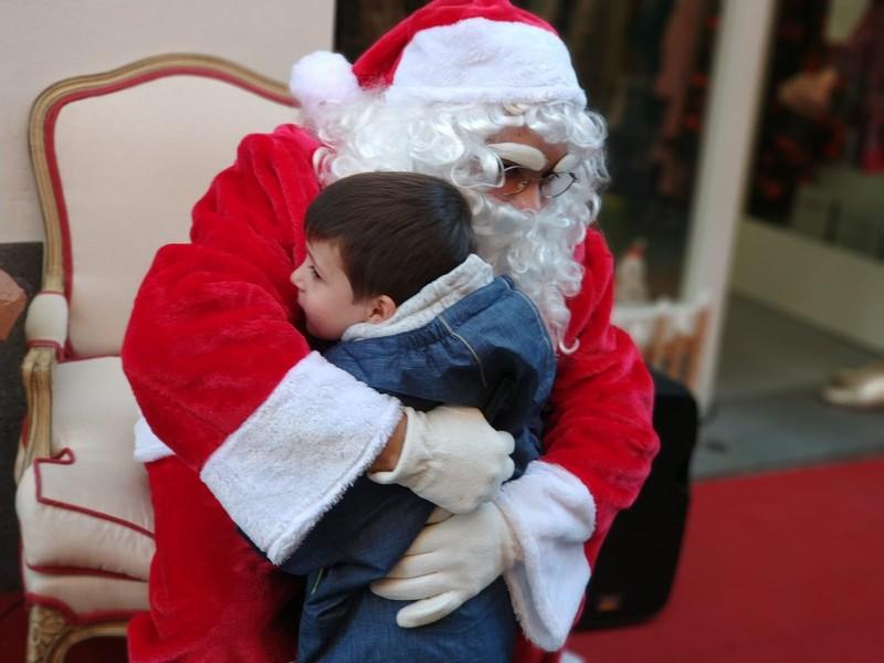 Papá Noel te visita!