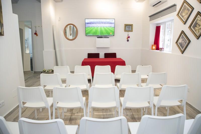 MadridEvento aula Smart TV
