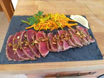 Catering Jouve & Sully presta servicio en la subcategoría de Catering en Alicante