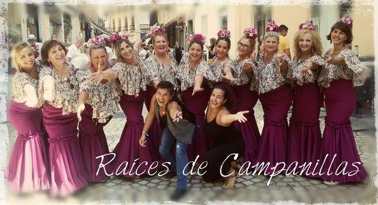 Coro Rociero Raices de Campanillas presta servicio en la subcategoría de Flamenco y Coros Rocieros en Málaga