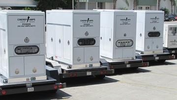 Alquiler de generadores en Madrid