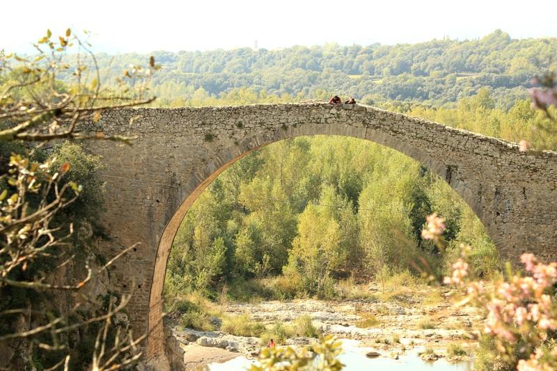 Pont medieval de llierva