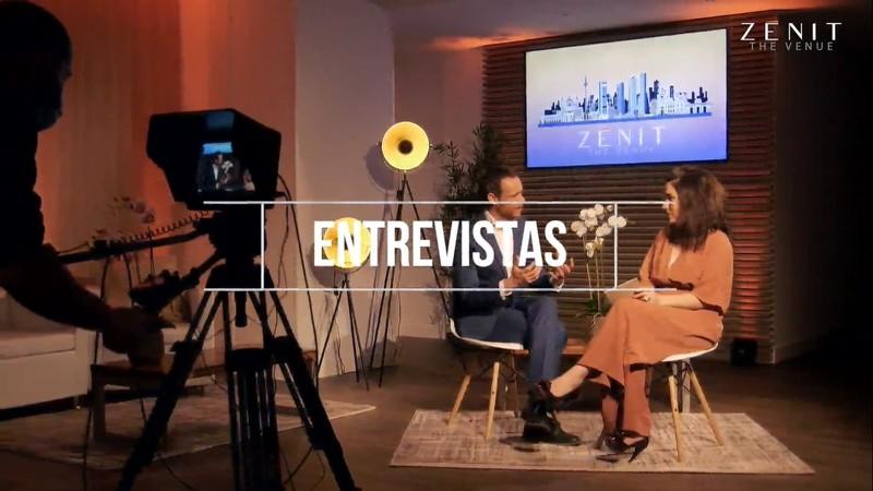 Emisión y grabación de eventos