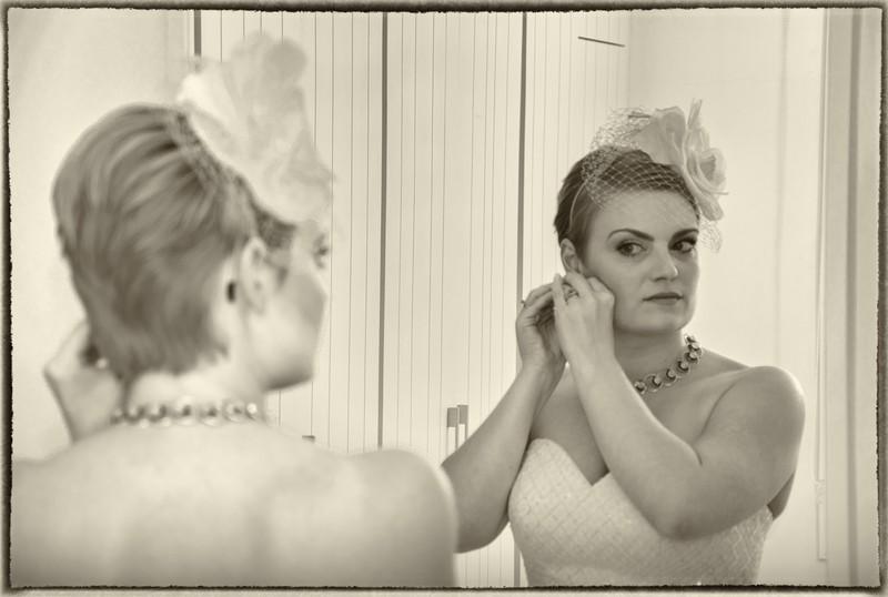 Reflejos de una novia