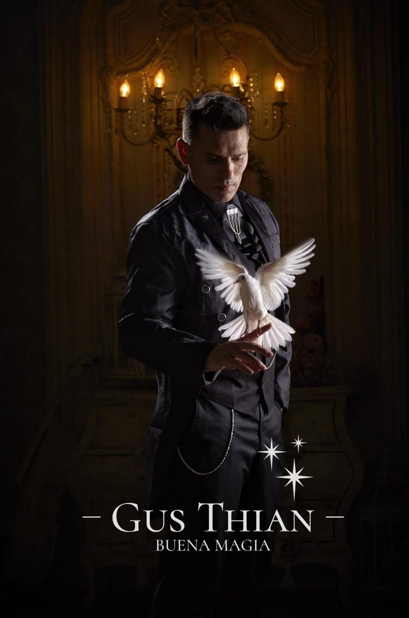 Magia con palomas