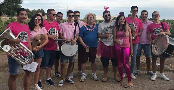 Charanga DA COPA presta servicio en la subcategoría de Orquestas, cantantes y grupos en Toledo