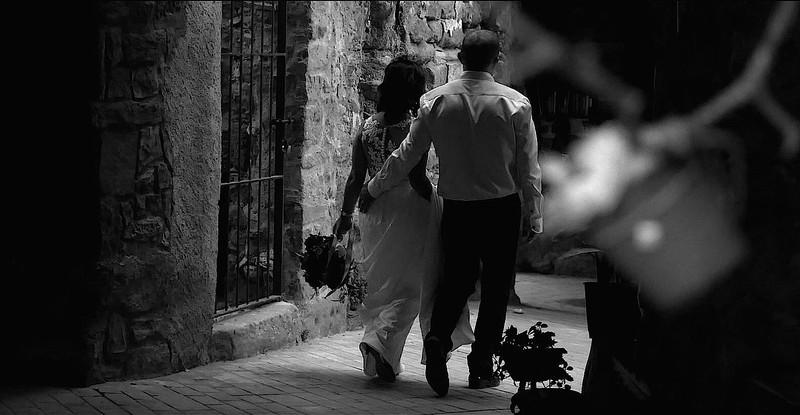 Frame de video de boda 7