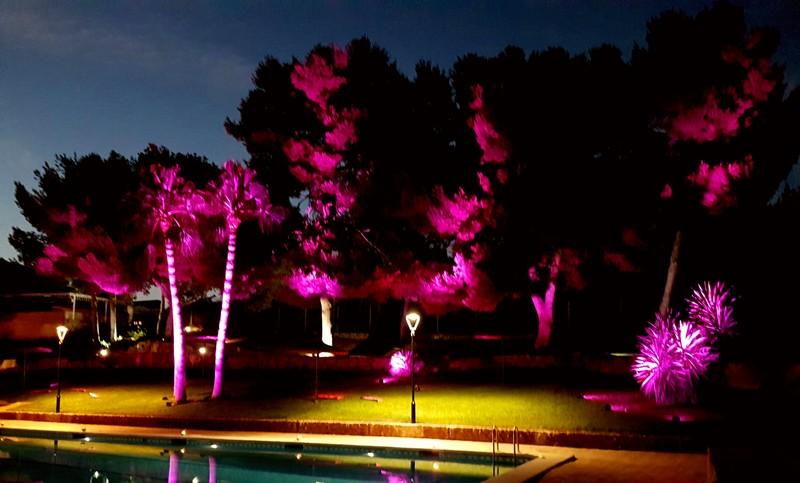 iluminacion bodas y fiestas privadas.