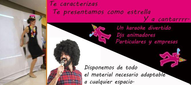 Deparrandafiestas presta servicio en la subcategoría de Alquiler de Karaoke en Madrid