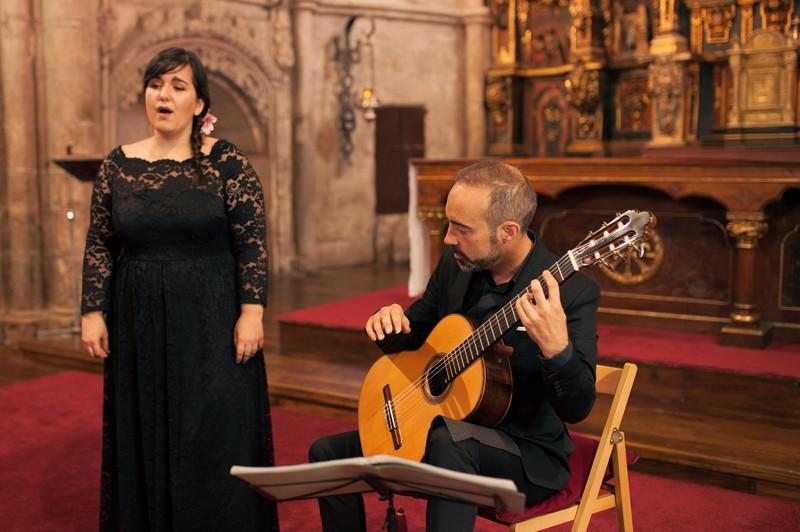 Dúo Soprano y guitarra española