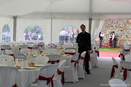 Mineko Hostelería presta servicio en la subcategoría de Catering en Vizcaya