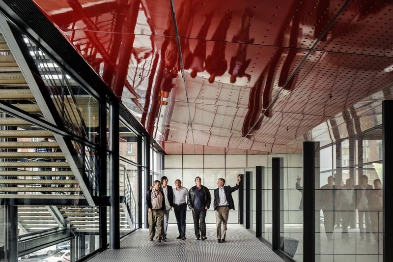 FIGUERAS & OPENGAP - 1ª Ruta Arquitectónica