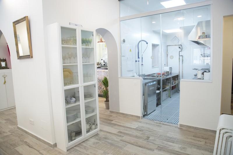 MadridEvento acceso cocina