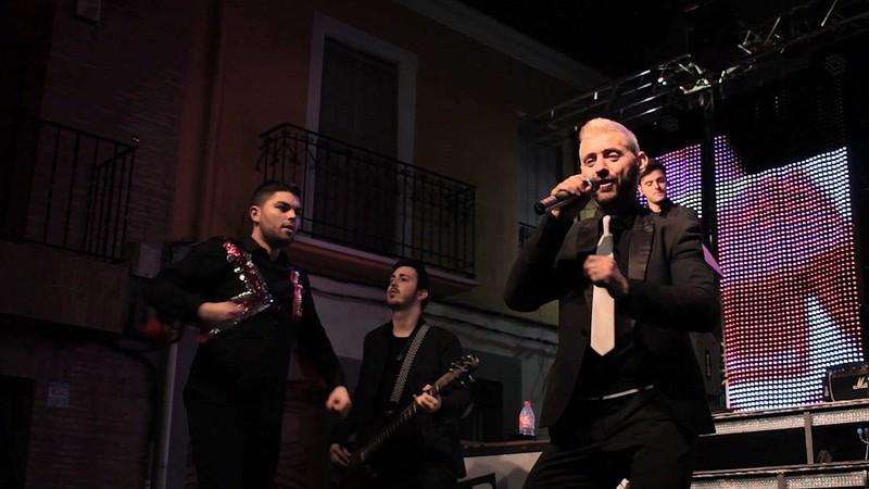 Orquesta Top Music (fallas Valencia 2018)