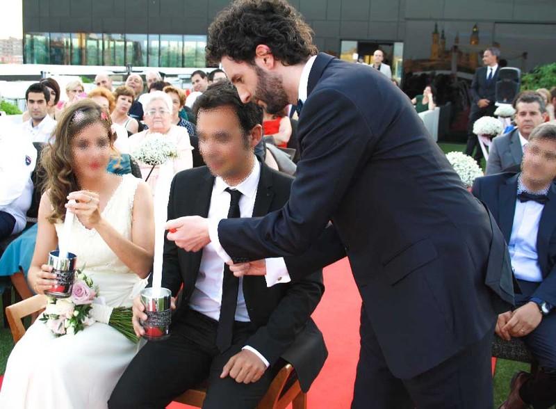 Oficiante boda civil zaragoza