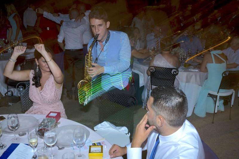 Boda Banquete Música Actual