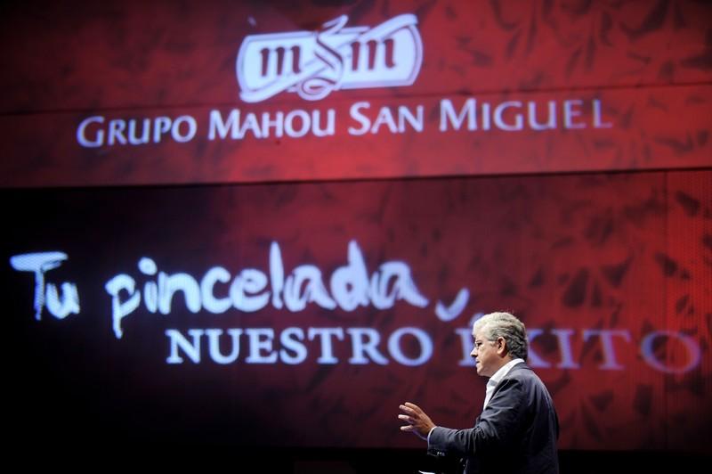 Congreso anual Mahou San Miguel