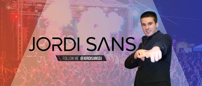 Jordi Sans presta servicio en la subcategoría de Djs en Barcelona