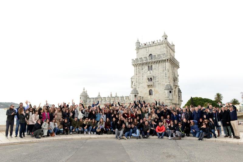 Viaje incentivo LÓreal a Lisboa