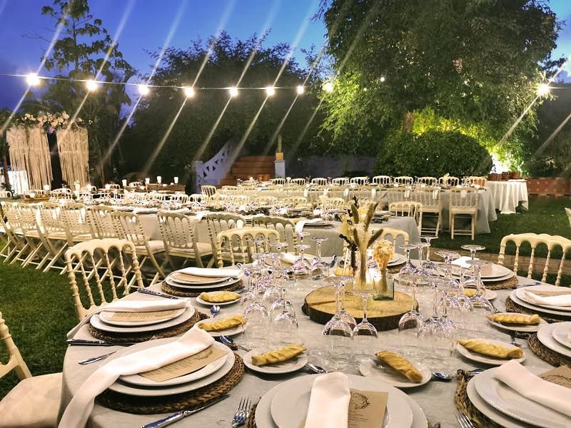 Organiza tu evento en Huerta La Cansina