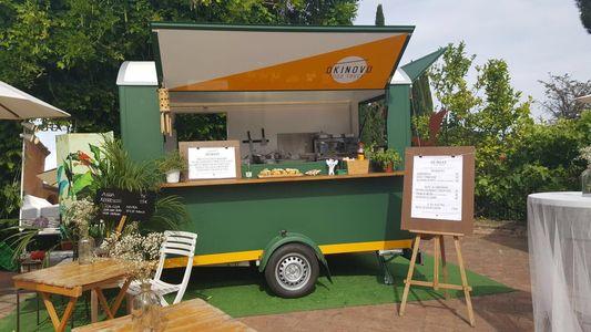 FOOD TRUCK BDN presta servicio en la subcategoría de Catering fiestas y celebraciones en Barcelona