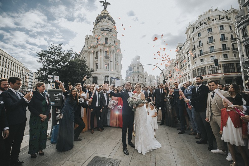 wedding madrid