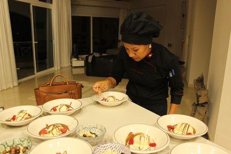 CHEF KARIN presta servicio en la subcategoría de Catering en Alicante