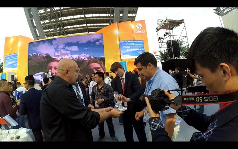 Guangzhou - Magia Canton Fair