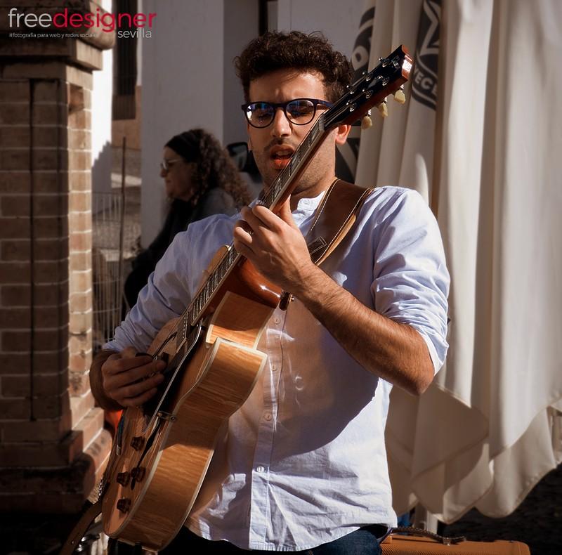 Concierto de Jazz al aire libre en Alajar