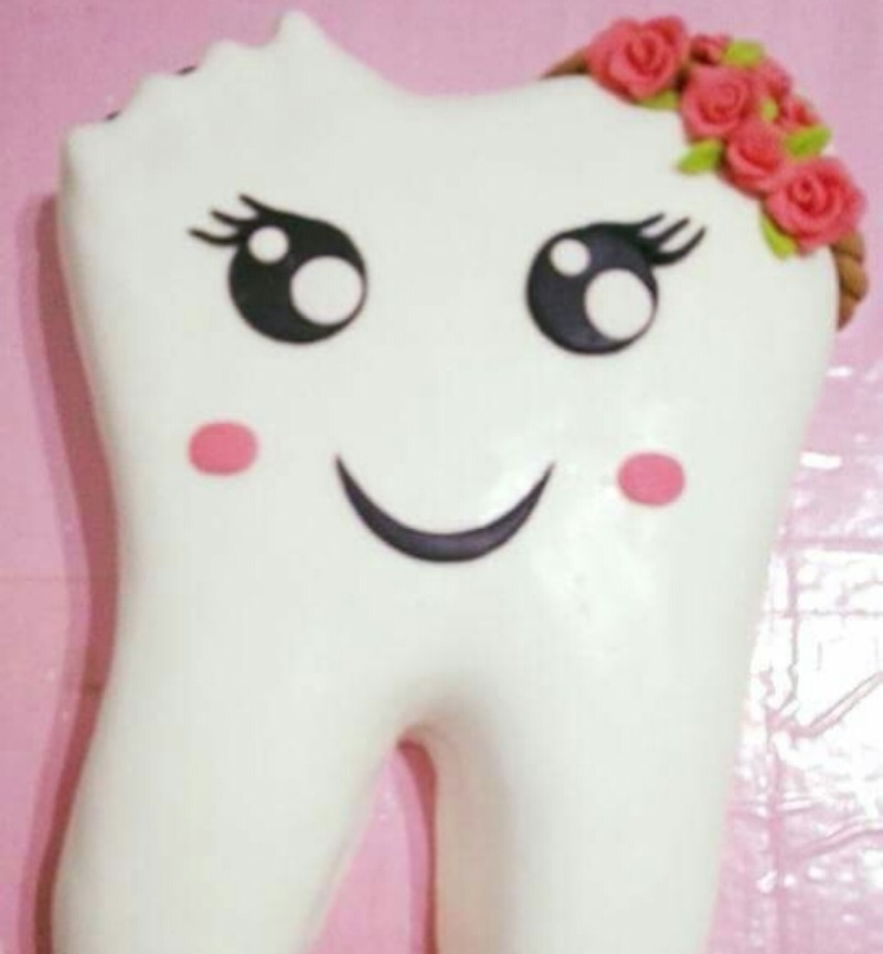 Tarta diente