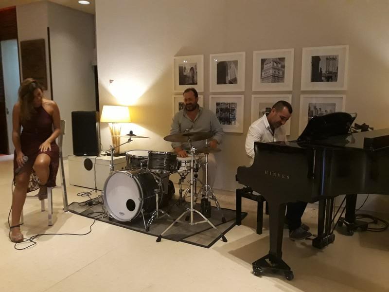 Grupo de jazz, pop, funk
