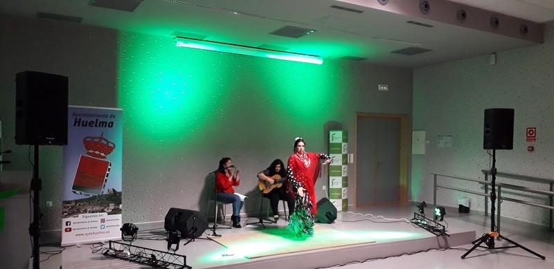Sonorizacion evento flamenco