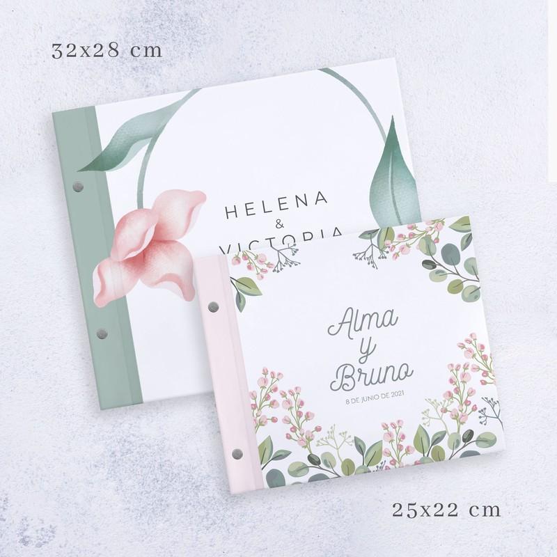 Libros de firmas álbumes de firmas boda