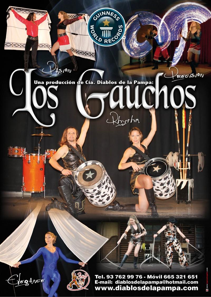 Espectáculo Los Gauchos