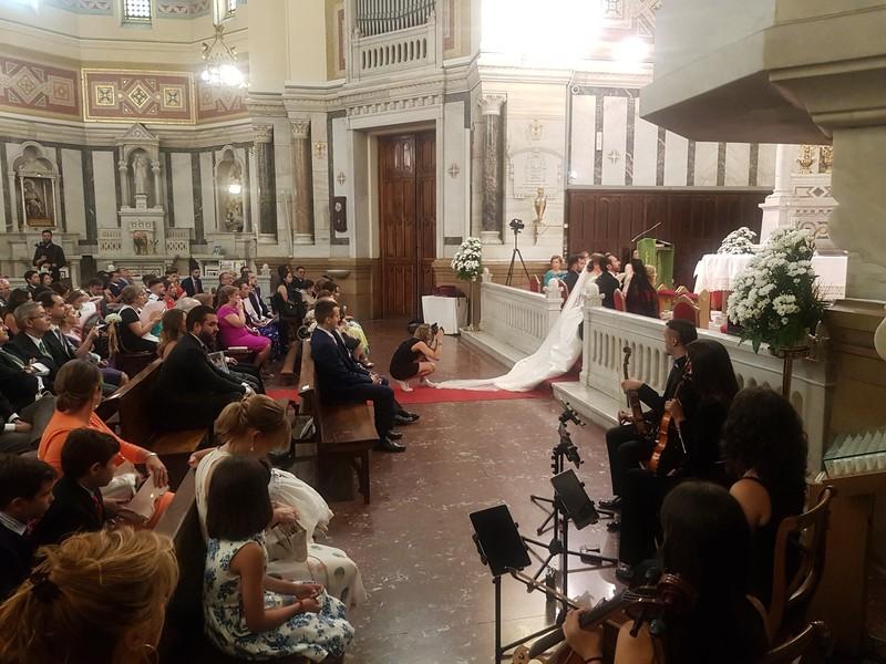 Música para bodas EnClave Maestoso