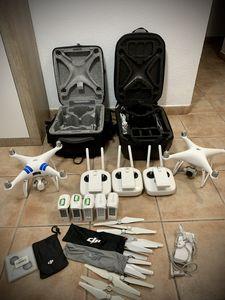 Phodroncanarias presta servicio en la subcategoría de Video y fotografía con drones en Santa Cruz de Tenerife