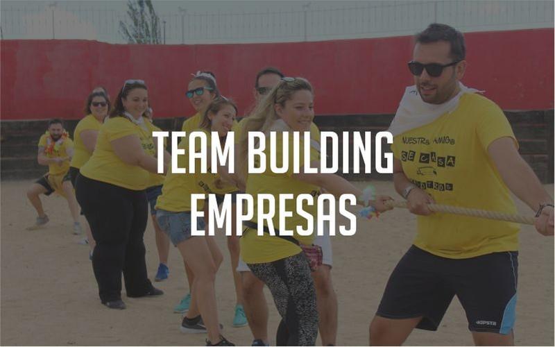 Team Building Empresas Humor Amarillo Escape Room Gymkana Master Chef Paradise E