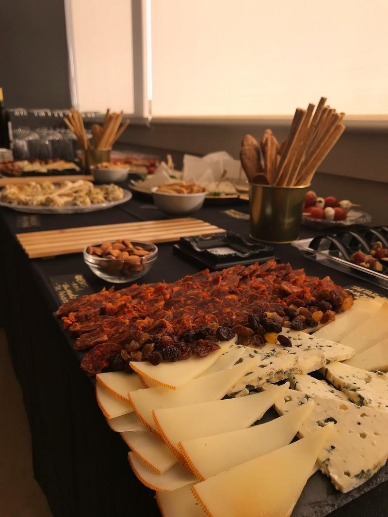 Mesa Catering tradicional