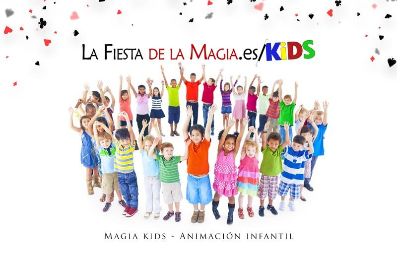 Magia y animación infantil