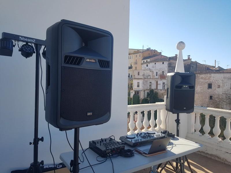 Fiesta privada Eva (Valencia)