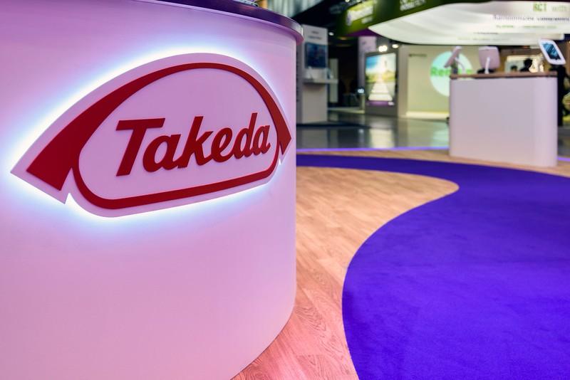 Servicio fotografico para Takeda Pharmaceuticals, ECCO 2017, Barcelona