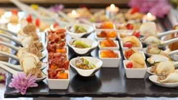Catering para eventos y empresas
