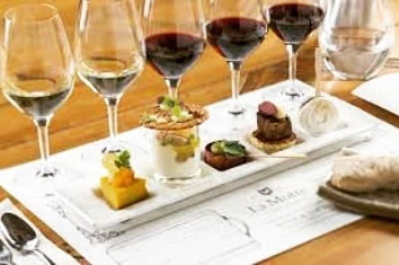 Maridajes y catas de vinos personalizadas Vipparty