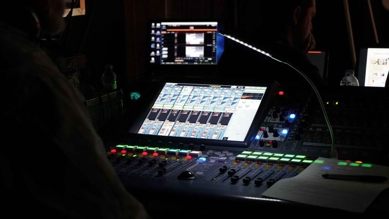 Producción técnica para eventos