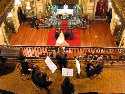Cuarteto Xexar presta servicio en la subcategoría de Música clásica, Ópera y Coros en Vizcaya